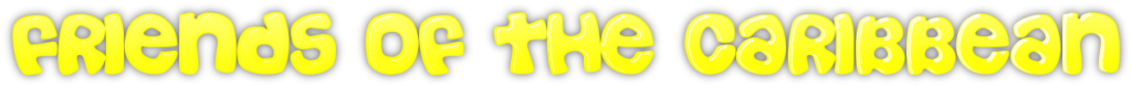 FREINDS OF THE CARIBBEAN LOGO